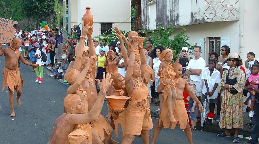 carnaval en martinique