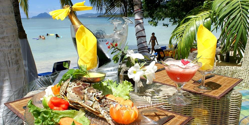 restaurants en martinique