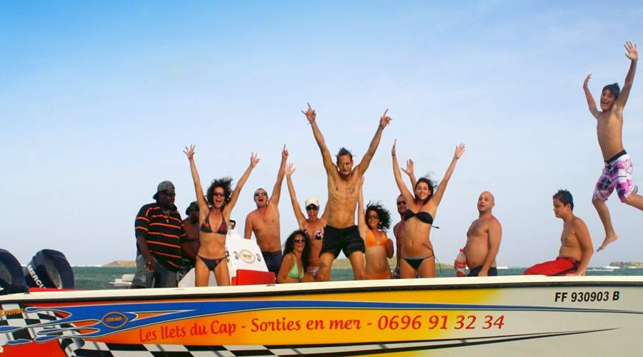 sea excursions in martinique