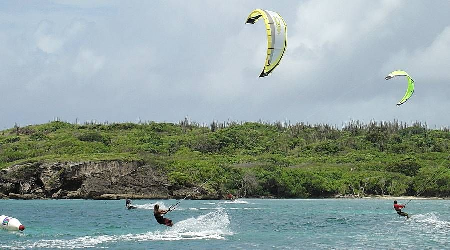 kite surf martinique