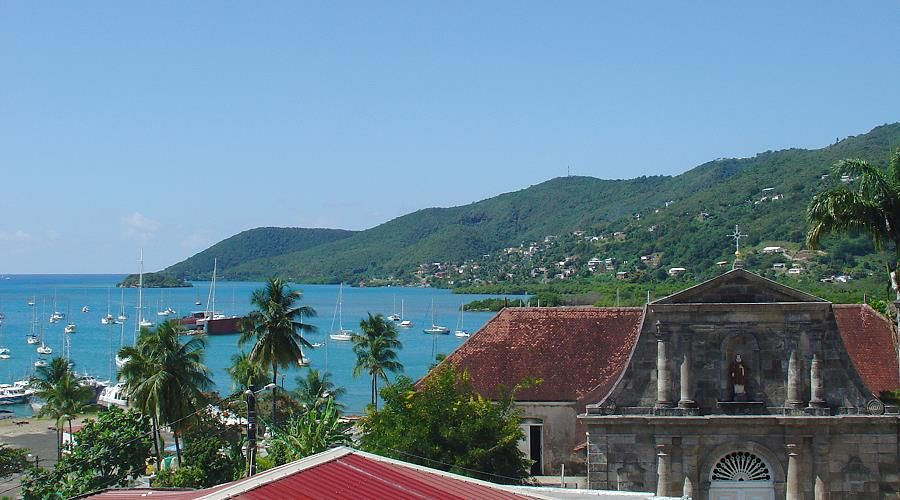 places to visit in martinique