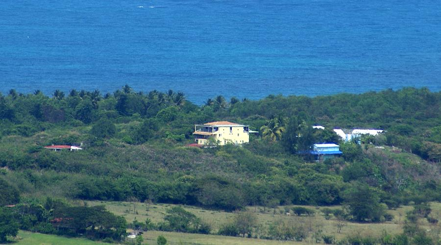 holidays apartments ton michel near the beaches of Cap Macabou in Martinique